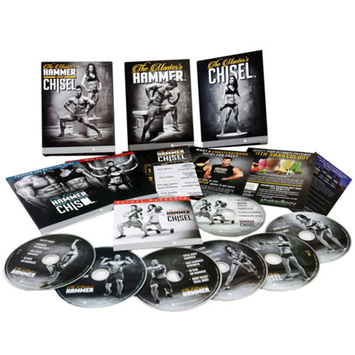 Hammer and Chisel DVD ON SALE