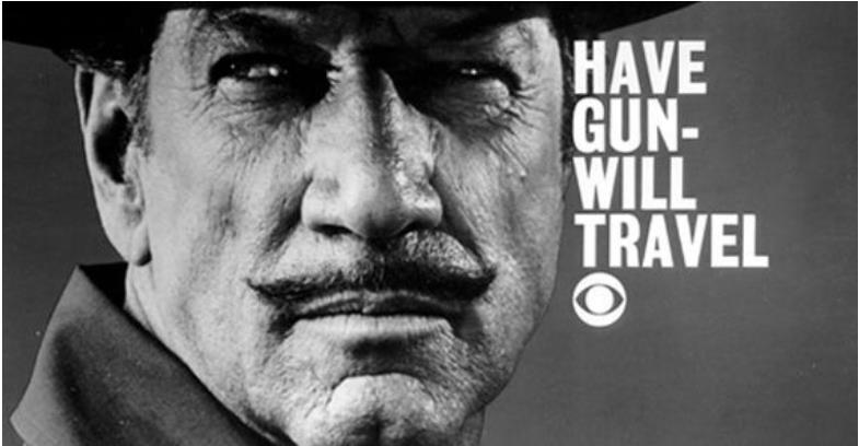David Mamet Writing 'Have Gun - Will Travel TV Reboot