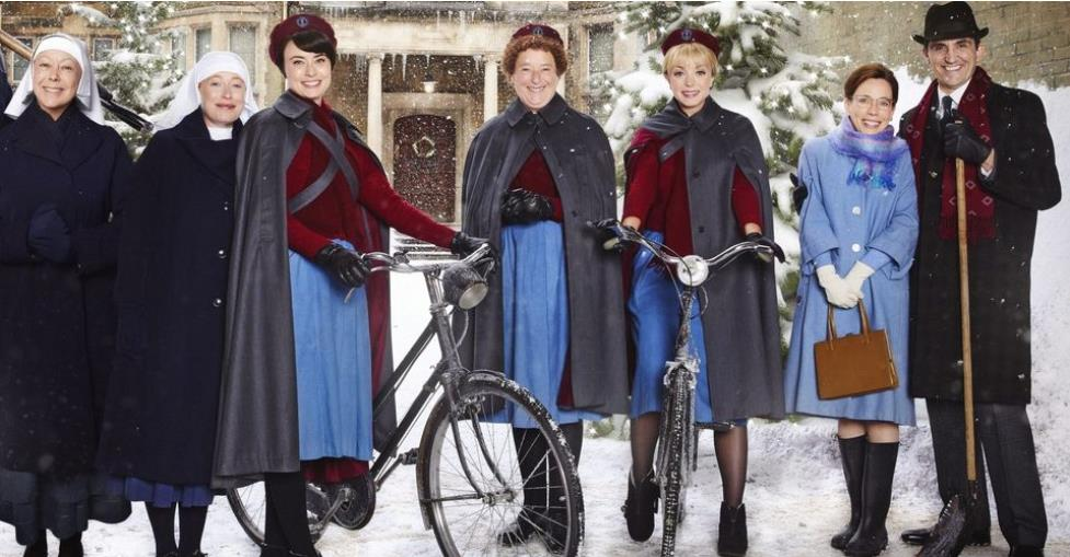 MBTI® Of Call The Midwife Characters