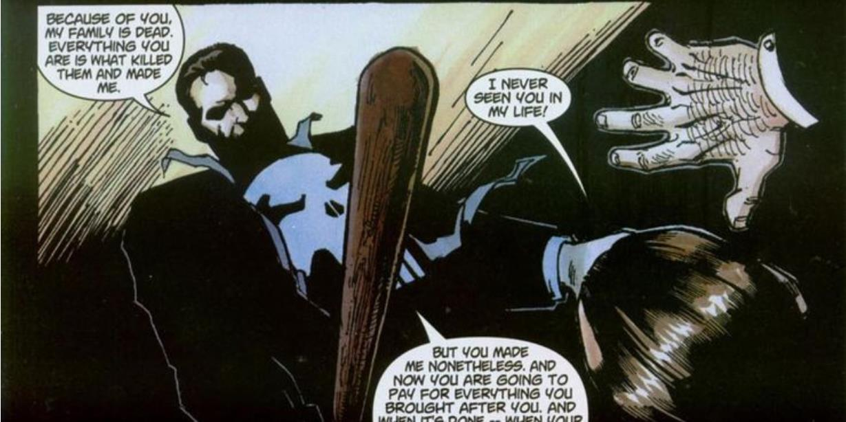 The Punisher Once Traveled Through Time To Kill Al Capone