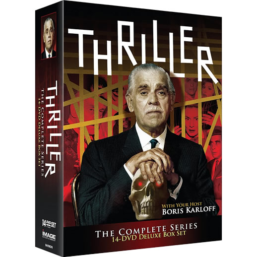 Thriller Complete Series DVD ON SALE (14-Disc 2020)