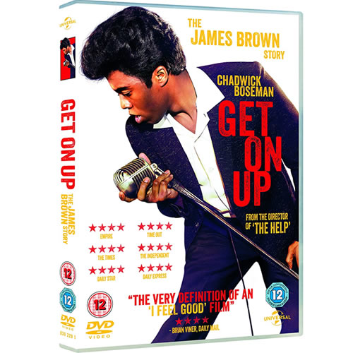 Get On Up DVD (2014) ON SALE for NZ