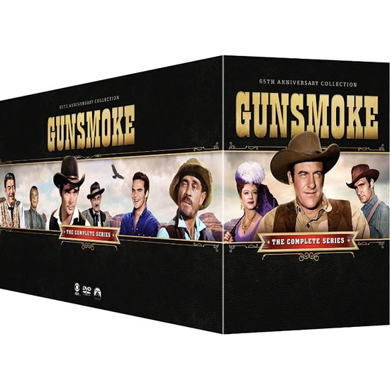 Gunsmoke Complete Series DVD ON SALE (143-Disc 2020)