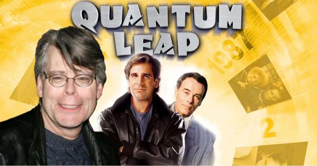 How Stephen King Became A Quantum Leap Character