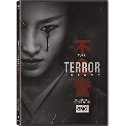 The Terror Season 2 DVD ON SALE (3-Disc 2020)