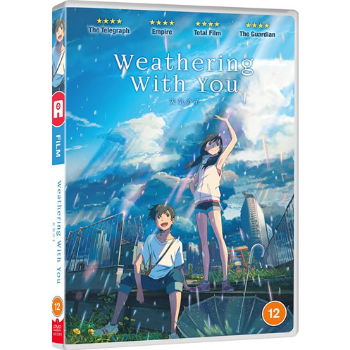 Weathering With You DVD ON SALE