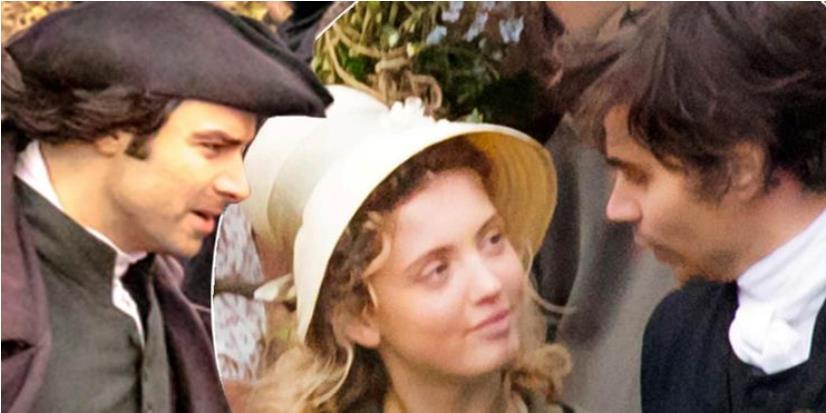 BBC Poldark: 10 Characters From The Books The Show Leaves Out