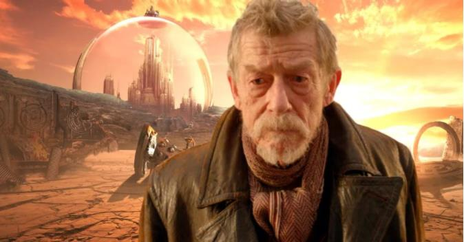 Doctor Who Reveals The Doctor Is Responsible For Starting The Time War