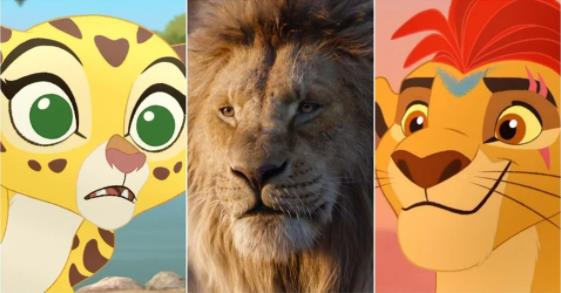 Lion King 2: 5 Characters Likely To Return (& 5 That Could Be Featured From Animated Spin-Offs)