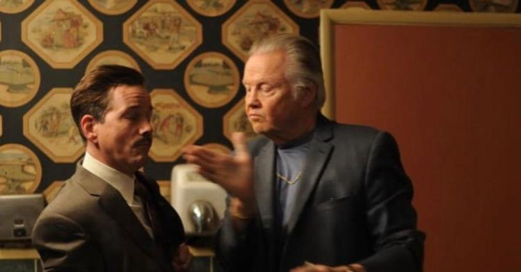 Ray Donovan's Frank Whaley Accuses Jon Voight Of Slapping Him On Set