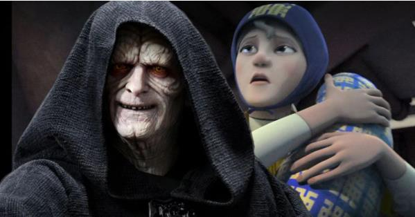 Star Wars Explains Palpatine's Clone Wars & Rebels Mystery