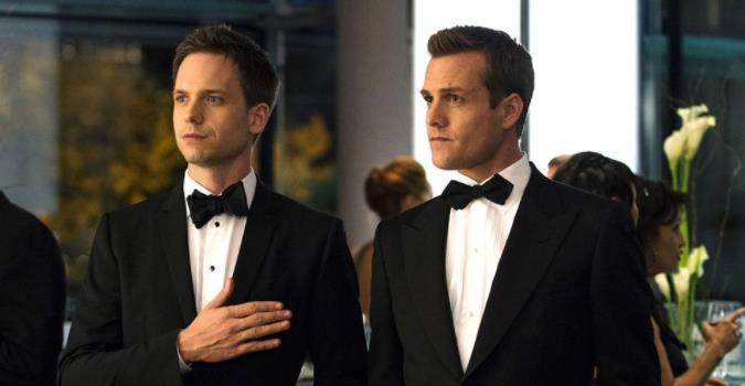 Suits: 10 Things We Love About Mike & Harvey's Bromance