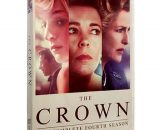 The Crown Season 4 DVD ON SALE (3-Disc 2020)