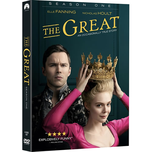 The Great Season 1 DVD ON SALE (4-Disc 2020)