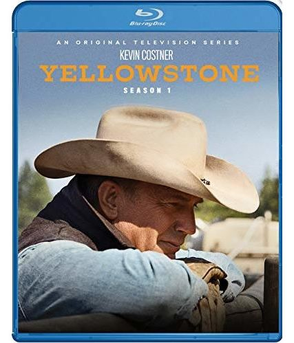 Yellowstone Complete Season 1 Blu-ray Region Free DVD ON SALE (3-Disc 2020)