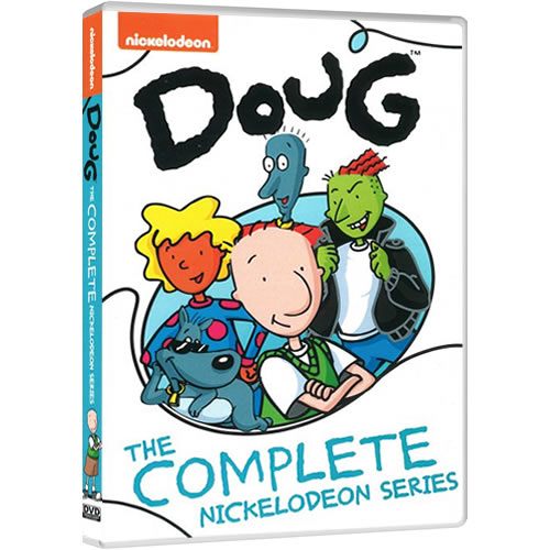 Doug: The Complete Nickelodeon Series DVD ON SALE