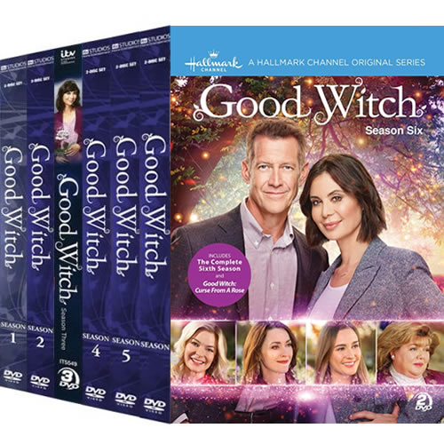 Good Witch Complete Series 1-6 DVD ON SALE (14-Disc 2020)
