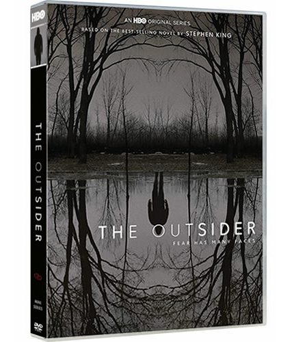 The Outsider Season 1 DVD ON SALE (3-Disc 2020)