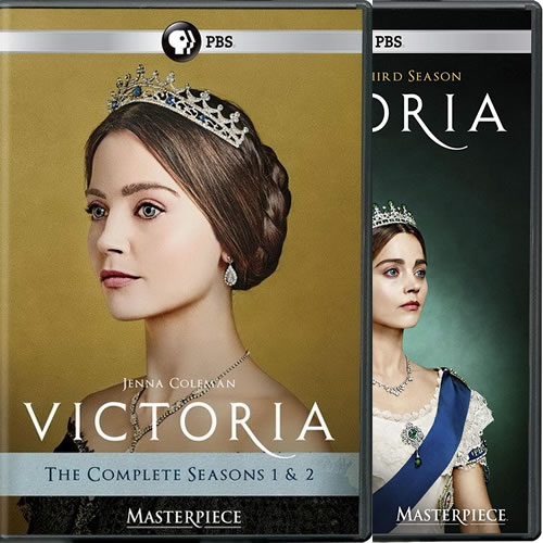 Victoria Complete Series 1-3 DVD ON SALE (9-Disc 2020)