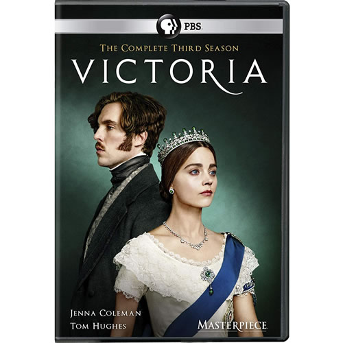 Victoria Season 3 DVD ON SALE (3-Disc 2020)