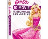 Buy Barbie 10-Movie Classic Princess Collection DVD Box Set in NZ
