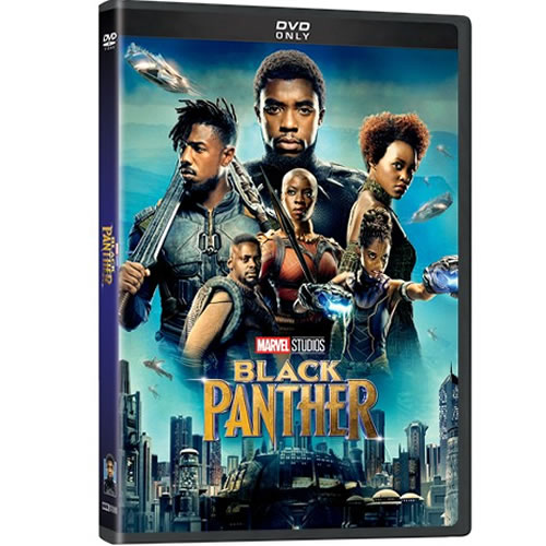 Black Panther DVD ON SALE