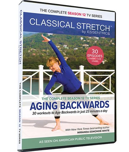Classical Stretch Complete Season 12 DVD ON SALE