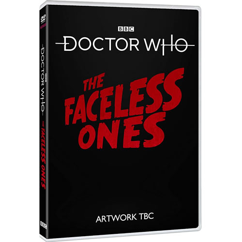 Doctor Who: The Faceless Ones DVD ON SALE