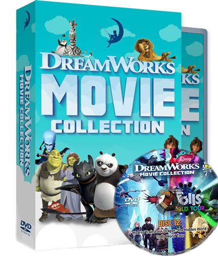 DreamWorks 24 Movie Collection DVD DVD ON SALE