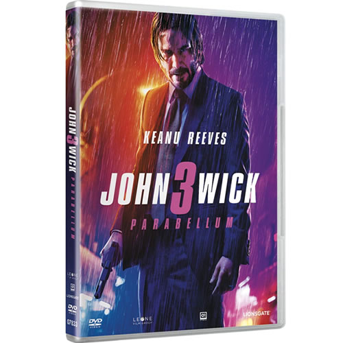 Buy John Wick 1-3 Complete Collection DVD in NZ