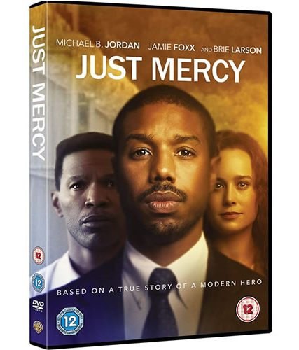 Just Mercy DVD ON SALE