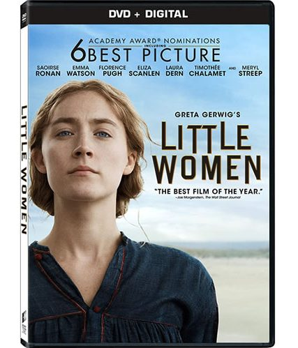Little Women DVD ON SALE