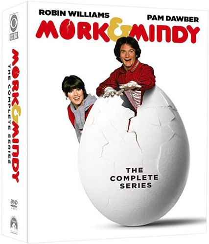 Mork & Mindy Complete Series DVD ON SALE (15-Disc 2021)