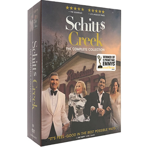 Schitts Creek The Complete Collection DVD ON SALE