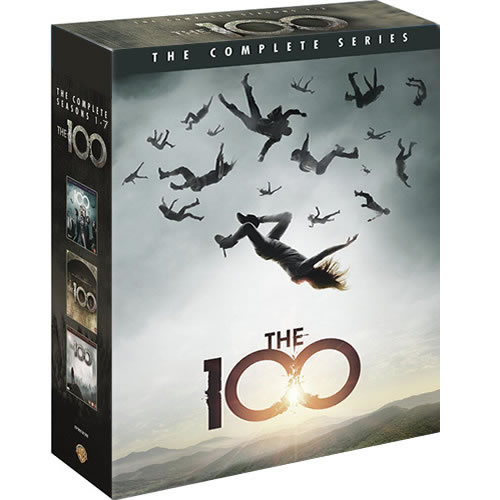 The 100 Complete Series DVD ON SALE (24-Disc 2021)