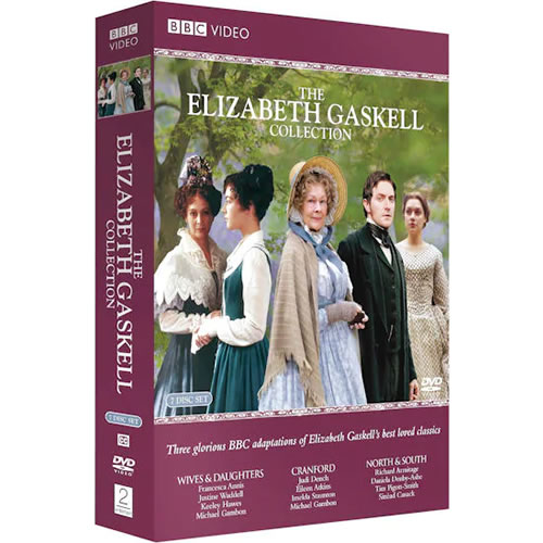 The Elizabeth Gaskell Collection DVD ON SALE