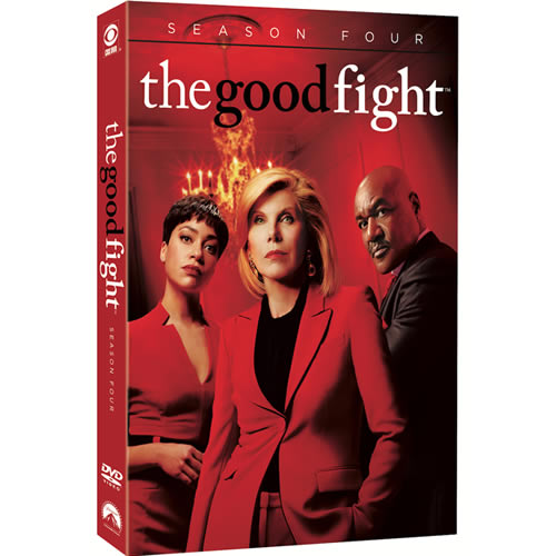 The Good Fight Season 4 DVD ON SALE (2-Disc 2021)