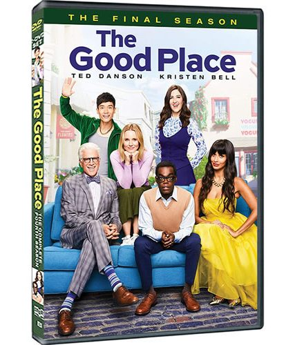 Buy The Good Place Season 4 DVD in NZ