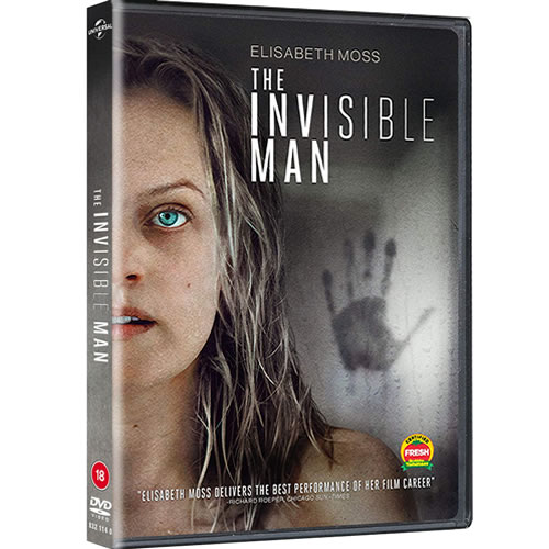 Buy The Invisible Man (2020) DVD in NZ