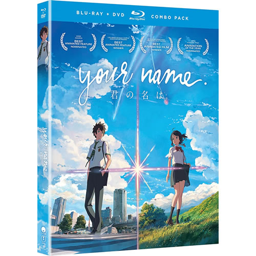 Your Name. DVD ON SALE