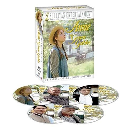 Anne of Green Gables DVD ON SALE