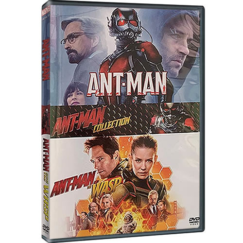 Ant-man 1-2 Collection DVD ON SALE