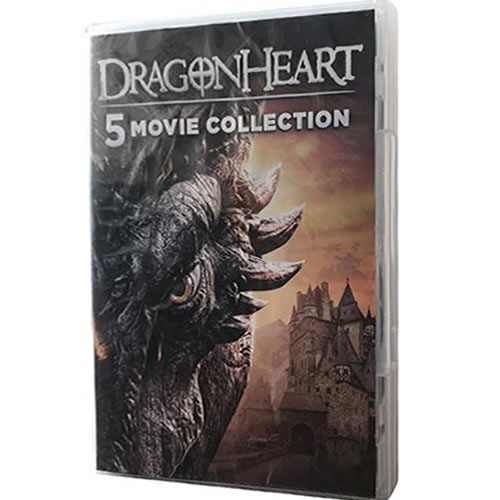 Dragonheart: 5-Movie Collection DVD ON SALE