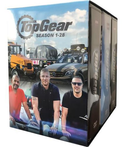 Top Gear Complete Series 1-28 DVD ON SALE (83-Disc 2021)