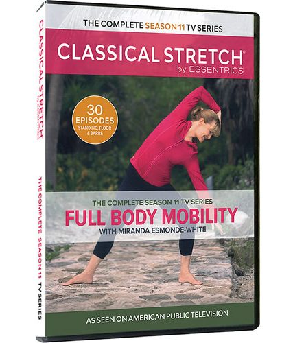 Classical Stretch Complete Season 11 DVD ON SALE