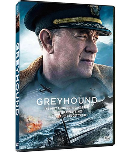 Greyhound DVD ON SALE