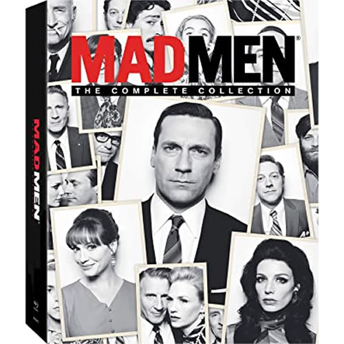 Mad Men: The Complete Collection DVD ON SALE