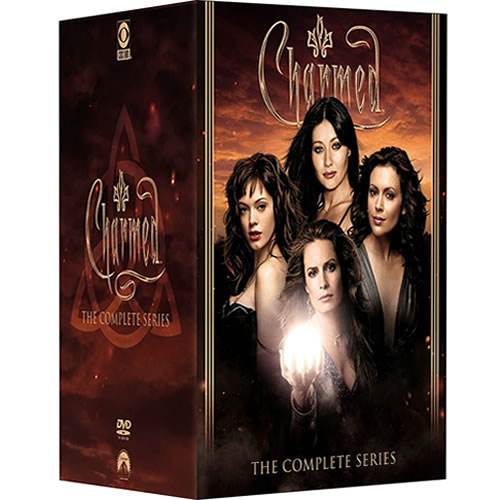 Charmed Complete Series DVD ON SALE in NZ