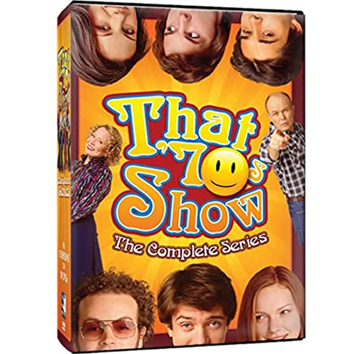 That 70s show Complete Series DVD ON SALE (24-Disc 2021)