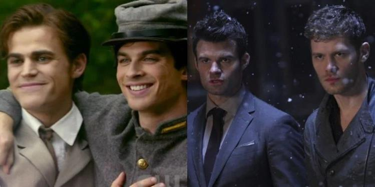 Vampire Diaries & The Originals: 5 Ways They're Similar (& 5 Ways They're Different)